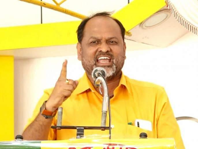 mahadev jankar criticise to sharad pawar   बारामतीच्या पालख्या वाहणार नाही; जानकरांचा पवारांना टोला
