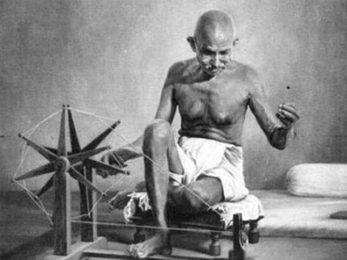 Mahatma Gandhi is the man of the world | महात्मा गांधी : जगाचा माणूस