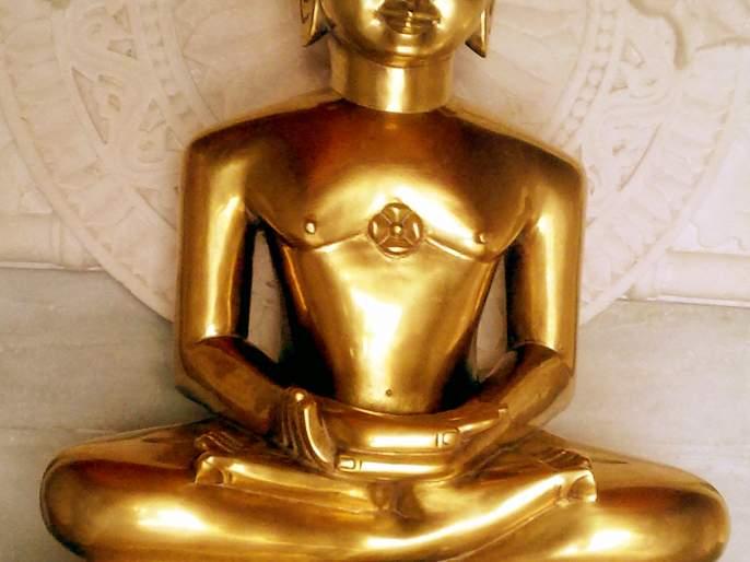 Bhagwan Mahavira is the true backing of today's fearful world!   मोडलेल्या जीवनाने पुन्हा तजेला धरावा, म्हणून...