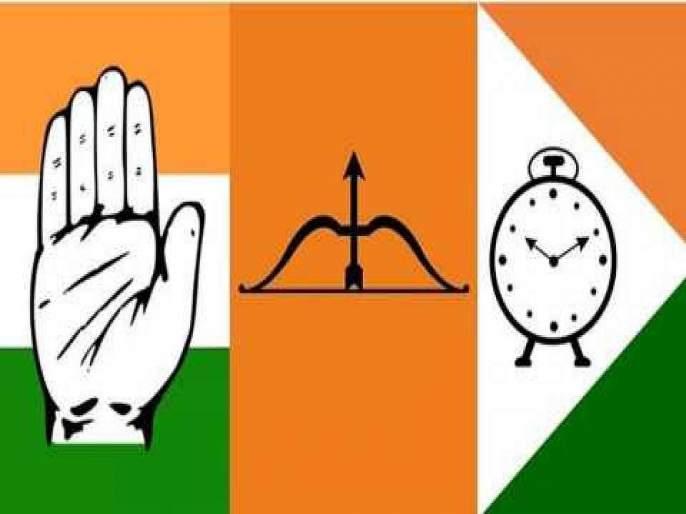 Leaders step towards Mahavikasaaghadi for Aurangabad Municipality elections | महापालिका निवडणुकीसाठी नेत्यांची पावले महाविकास आघाडीकडे