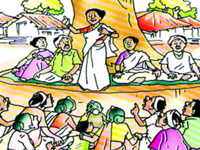 Only 14 women contested in 67 years of Lok Sabha election   ६७ वर्षात केवळ १४ महिलांनी लढवली लोकसभेची निवडणूक