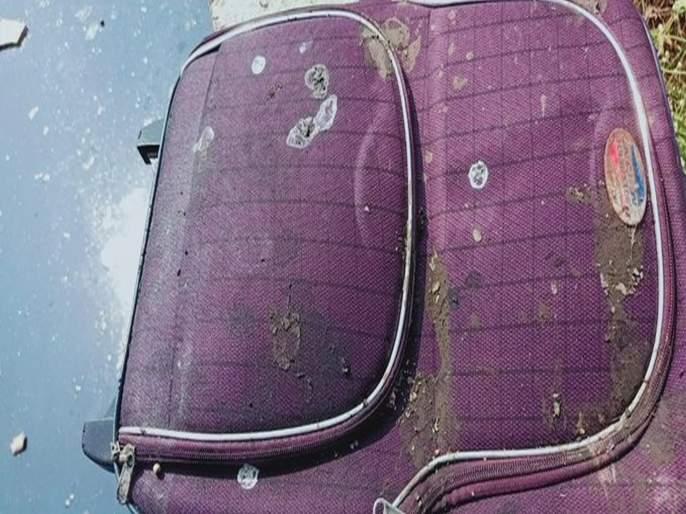 Exposing cruelty to crumbs, 2 more bodies were found in the suitcase | तुकड्या-तुकड्यातील क्रुरता उघड, सुटकेसमध्ये आणखी 2 अवयव सापडले