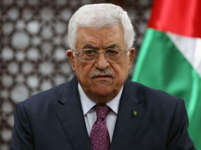 Modi's role is important for improving relations with Israel - President Mahmoud Abbas   इस्रायलशी संबंध सुधारण्यासाठी मोदींची भूमिका महत्त्वाची- राष्ट्रपती महमूद अब्बास