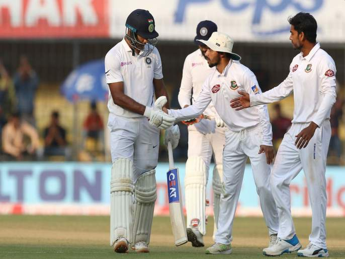 India Vs Bangladesh Live Score, 1st Test 2nd Day: Live Score Updates, Ind Vs Ban Highlights and Commentary in Marathi  | India Vs Bangladesh, 1st Test 2nd Day: भारताकडे भक्कम आघाडी; 6 फलंदाज माघारी