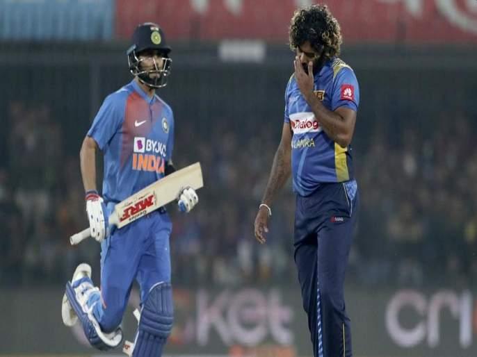 'I am ready to quit', Lasith Malinga takes onus after Sri Lanka's 0-2 humiliation vs Team India | टीम इंडियाविरुद्धचा पराभव जिव्हारी, लसिथ मलिंगा कर्णधारपद सोडण्याच्या तयारीत