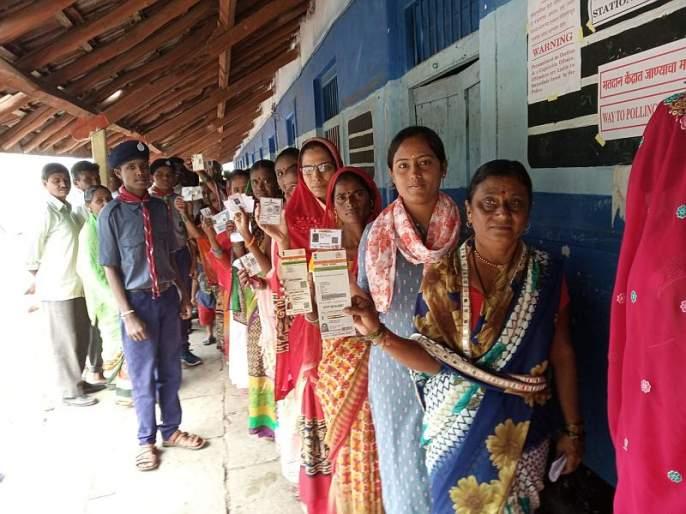 Maharashtra Election 2019 malkapur Sees 14.78% Turnout Till 11pm | महाराष्ट्र निवडणूक २०१९ : मलकापूर मतदारसंघात मतदारांमध्ये उत्साह!