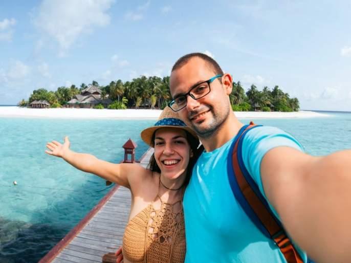 Indian Tourists flock to Maldives to cheat Corona! | कोरोनाला चकवण्यासाठी पर्यटक मालदीवकडे!