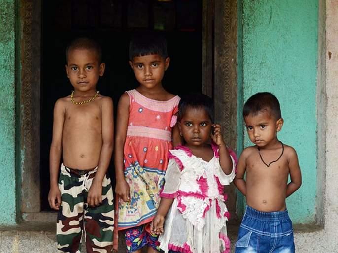 Malnutrition-free campaign bans the vacant posts | कुपोषणमुक्त मोहिमेस रिक्त पदांचा अडसर