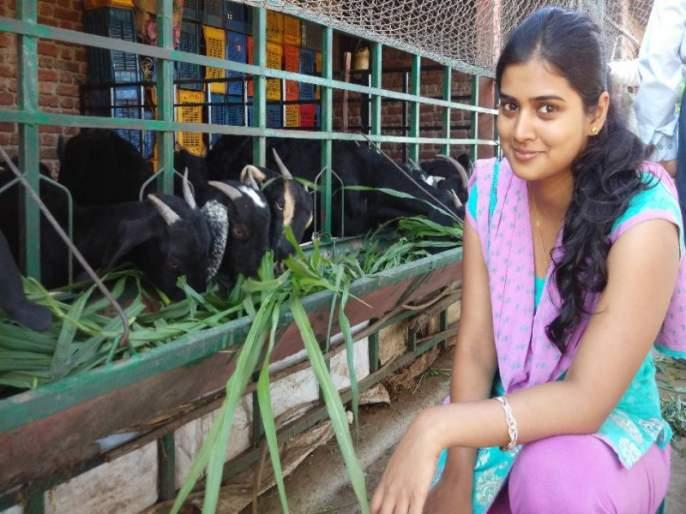 Better farming actress who acted in 'Mulshi Pattern' ..! | 'मुळशी पॅटर्न' मधील 'ही ' अभिनेत्री करते उत्तम शेती..!