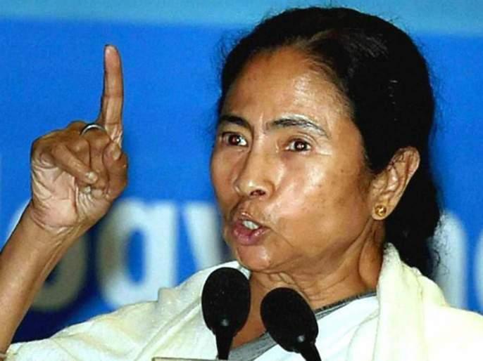 mamata banerjee raises questions on evm attack on bjp | 'भाजपने निवडणुकीपूर्वीच इव्हीएमची प्रोग्रामींग बदलली'