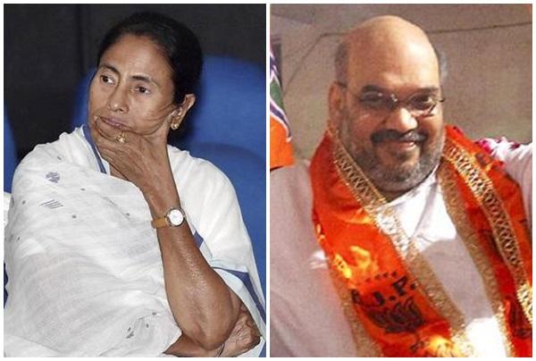 lok sabha election 2019 TMC BJP political War | ममतांना धक्का ! निकटवर्तीयसह टीएमसीचे 3 आमदार भाजपमध्ये ?