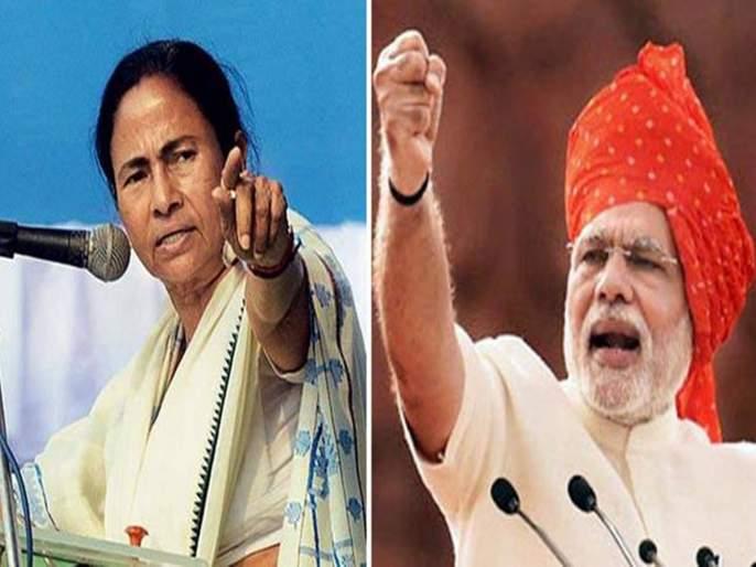 Mamta, an Nation, Vande Mataram, feels infiltrators: Narendra Modi | राष्ट्रगीत, वंदेमातरम् म्हणणारे ममतांना घुसखोर वाटतात : नरेंद्र मोदी