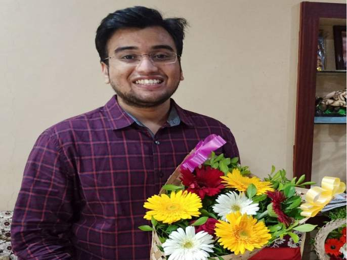 UPSC Results: 22nd rank in the country in 23rd year; Beed's Mandar second in state in first attempt! | UPSC Results : २३ व्या वर्षी देशात २२ वा; बीडचा मंदार पहिल्याच प्रयत्नात राज्यात दुसरा !