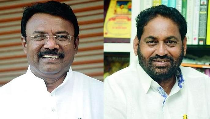 Nagpur North Election Results 2019: Milind Mane Vs Nitin Raut ,Maharashtra Assembly Election 2019 | नागपूर उत्तर निवडणूक निकाल: मिलिंद माने माघारले, नितीन राऊत पुढे