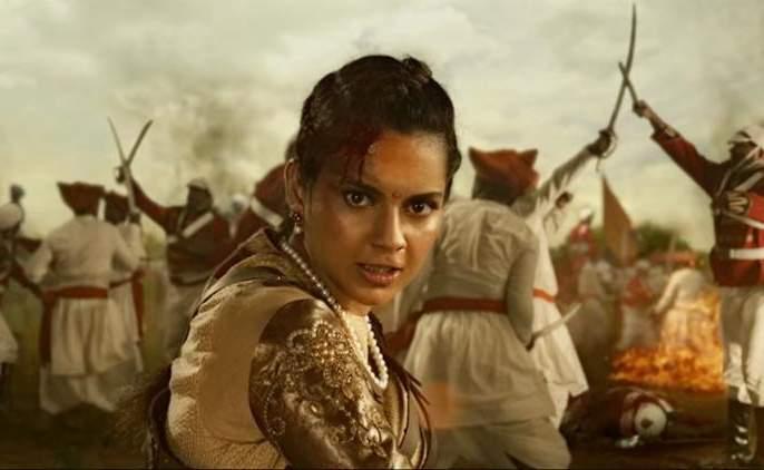 Manikarnika: The Queen of Jhansi Movie Review | Manikarnika: The Queen of Jhansi Movie Review : 'वो खूब लडी मर्दानी' कंगना ठरली जिगरबाज राणी