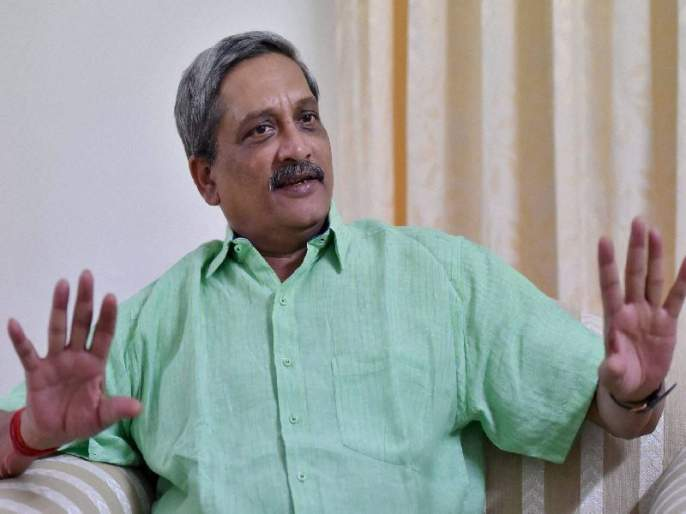 Chief Minister Manohar Parrikar returned to Goa from America after three months | मुख्यमंत्री मनोहर पर्रीकरतीन महिन्यानंतर अमेरिकेहून गोव्यातपरतले