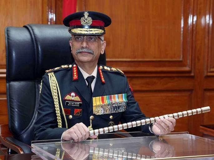 Pakistan China together form a potent threat says Army Chief General Manoj Mukund Naravane | चीन-पाकिस्तानची हातमिळवणी धोकादायक; आव्हानांना तोंड देण्यास भारत सज्ज- लष्करप्रमुख