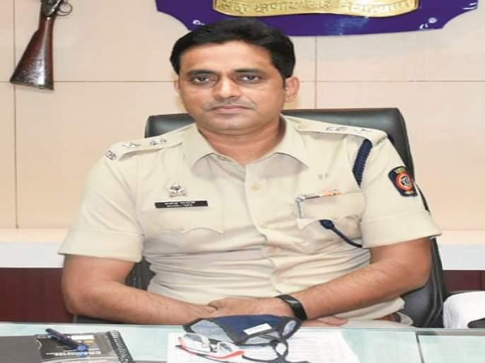 We will work for the common man to get justice from the police; Testimony of new Superintendent of Police Manoj Patil | सर्वसामान्यांना पोलिसांकडून न्याय मिळेल असे काम करू; नूतन पोलीस अधीक्षक मनोज पाटील यांची ग्वाही