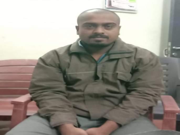 Parth pawar's driver was kidnapping by unknown person   पार्थ पवार यांच्या चालकाचे अपहरण करून दिले बेशुद्धावस्थेत सोडून