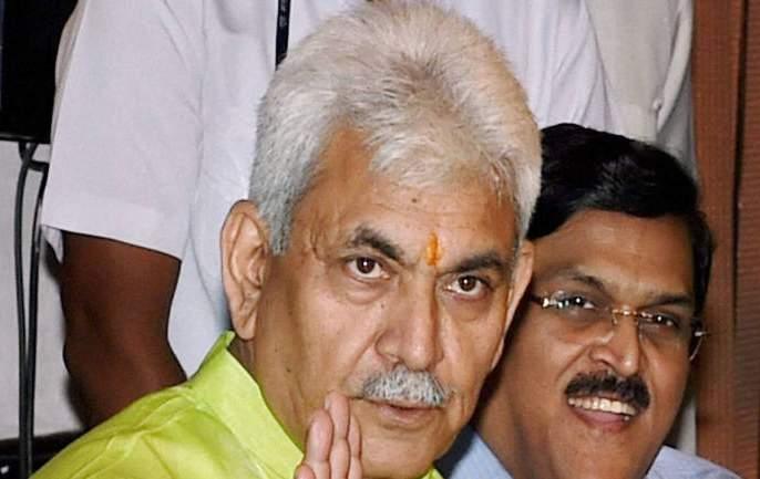 If you see BJP activists, will destroy eyes, break your fingers; Union minister threatens | भाजपाच्या कार्यकर्त्यांकडे पाहिल्यास डोळे फोडू, बोटं तोडू; केंद्रीय मंत्र्याची धमकी