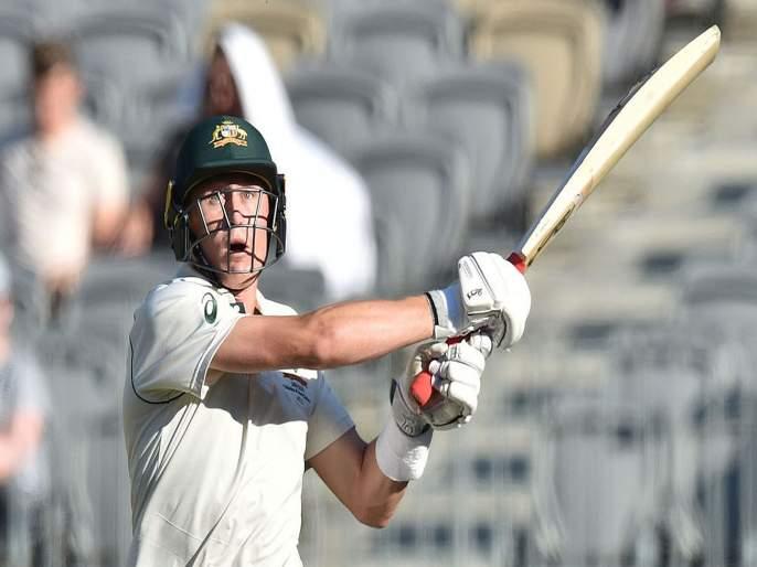 Aus vs Nz D/N Test : Marnus Labuschagne becomes the first batsman to reach 1000 Test runs in 2019 | ना विराट, ना स्मिथ... 2019मध्ये मार्नस लॅबुश्चॅग्नेची बॅट तळपली, कसोटीत विक्रमाला गवसणी
