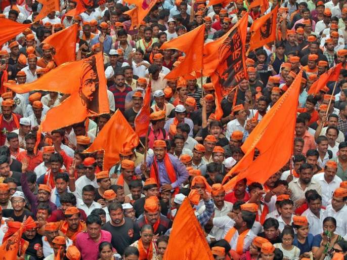maratha reservation maratha kranti morcha to agitate tomorrow at various places in mumbai | आरक्षणाला स्थगिती मिळाल्यानं मराठा समाज आक्रमक; उद्या मुंबईत ठिकठिकाणी ठिय्या आंदोलन