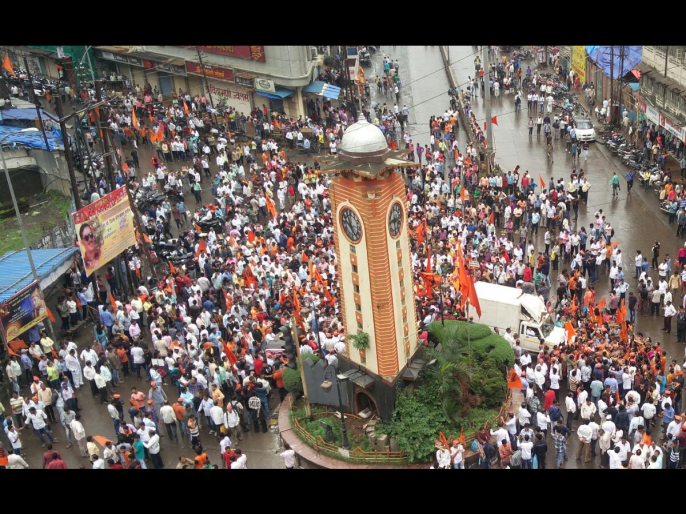 Maratha reservation on Thursday will result in the High Court judgment | मराठा आरक्षणावर गुरुवारी उच्च न्यायालय देणार निकाल