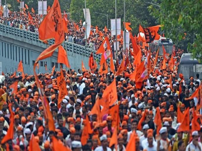 Resign Vadettivar for making false statements; Demand of Maratha Kranti Morcha   सारथी संस्थेबाबत खोटी व दिशाभूल वक्तव्ये करणाऱ्या वडेट्टीवारांचा राजीनामा घ्या; मराठा क्रांती मोर्चाची मागणी