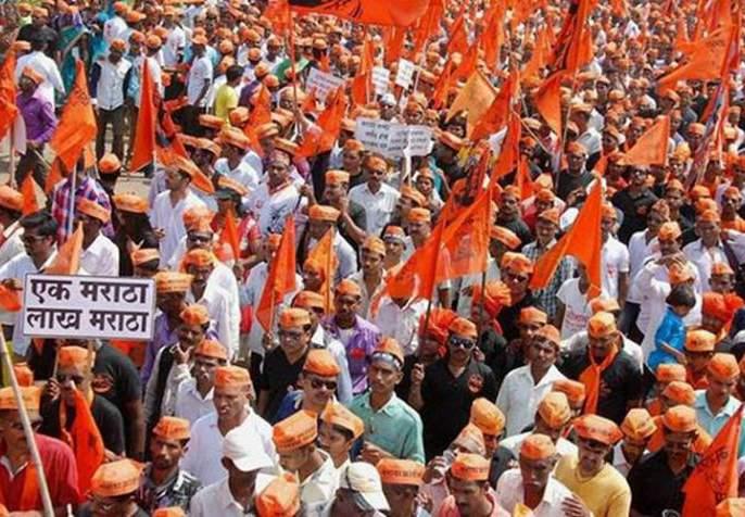 'If OBC leaders make up their minds ...'; Dhadak Morcha of the Maratha community at the convention | 'ओबीसी नेत्यांनी मन मोठे केल्यास...'; मराठा समाजाचा अधिवेशनावर धडक मोर्चा