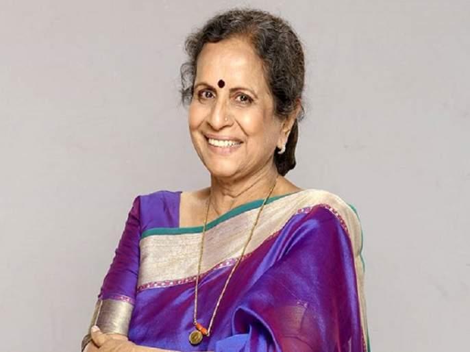 After Bigg Boss, Usha Nadkarni appears again on small screens | Exclusive: 'बिग बॉस'नंतर उषा नाडकर्णी पुन्हा दिसणार छोट्या पडद्यावर