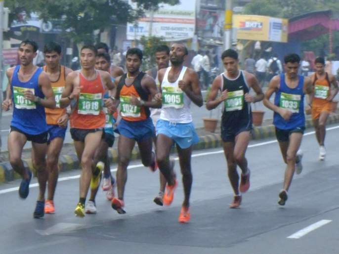 National Marathon on December 8 in Vasai Virar | वसई विरारमध्ये8 डिसेंबर रोजी राष्ट्रीय मॅरेथॉन
