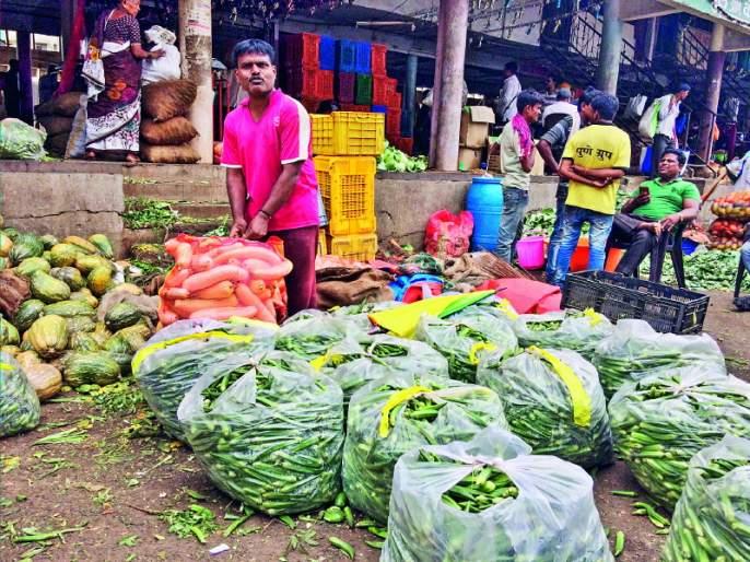 Vegetable exports in the state increased by one and a half thousand tonnes | राज्यातील भाजीपाल्याची निर्यात वाढली दीड हजार टनांनी