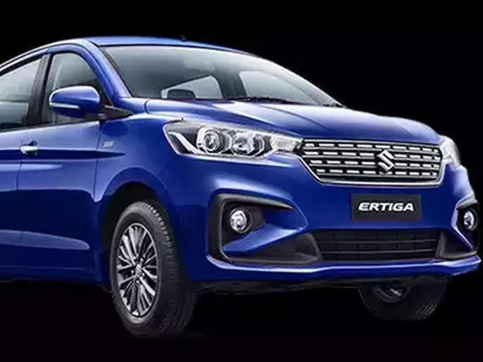 BS6 Compliant Maruti Suzuki Ertiga Launched | Maruti Suzukiची एमपीव्ही अर्टीगा BS6 कार बाजारपेठेत दाखल