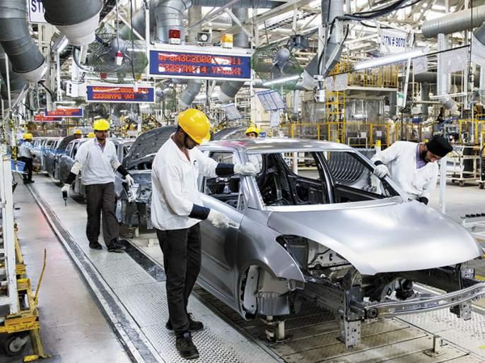 Maruti cuts 3,000 employees from work; Some other areas are under the effects of the recession | मारुतीच्या 3 हजार कर्मचाऱ्यांनी गमावली नोकरी; आणखी काही क्षेत्रे मंदीच्या प्रभावाखाली