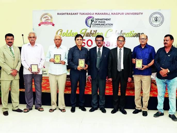 Journalists should work with conscience: Siddhartha Vinayak Kane | पत्रकारांनी विवेकबुद्धी राखून काम करावे : सिद्धार्थविनायक काणे