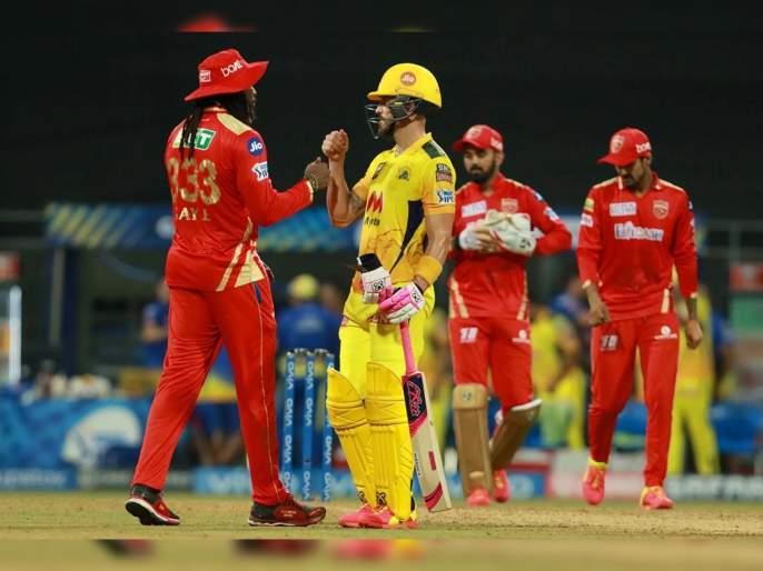 IPL 2021, CSK vs PBKS T20 Match Highlight : Deepak Chahar stars in Chennai Super Kings' 6-wicket win over Punjab Kings | IPL 2021, CSK vs PBKS T20 Match Highlight : दीपक चहरच्या भेदक माऱ्यानं पंजाब किंग्सला पोखरले, CSKनं सहजपणे त्यांना नमवले