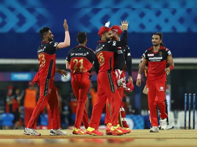 IPL 2021 SRH vs RCB Match Highlights: RCB wins the game in last three overs, know reason behind SRH loss | IPL 2021, SRH vs RCB T20 : KKRच्या चुकांचा पाढा आज सनरायझर्स हैदाराबादनं गिरवला, RCBला हातचा सामना दिला