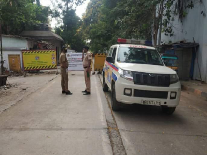 Coronavirus : Suspected corona patients near the Chief Minister's Matoshree residence vrd | Coronavirus : मुख्यमंत्र्यांच्या मातोश्रीनिवासस्थानाजवळ संभाव्य कोरोना रुग्ण आढळल्यानं खळबळ