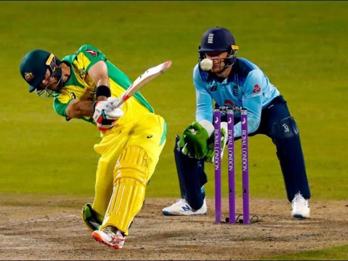 Eng vs Aus, 3rd ODI : Glenn Maxwell became the fastest batsman to score 3000 ODI runs in terms of least balls faced | Eng vs Aus, 3rd ODI : ऑस्ट्रेलियानं मालिका जिंकली, शतकवीर ग्लेन मॅक्सवेलनं मोडला कपिल देव यांचा विक्रम