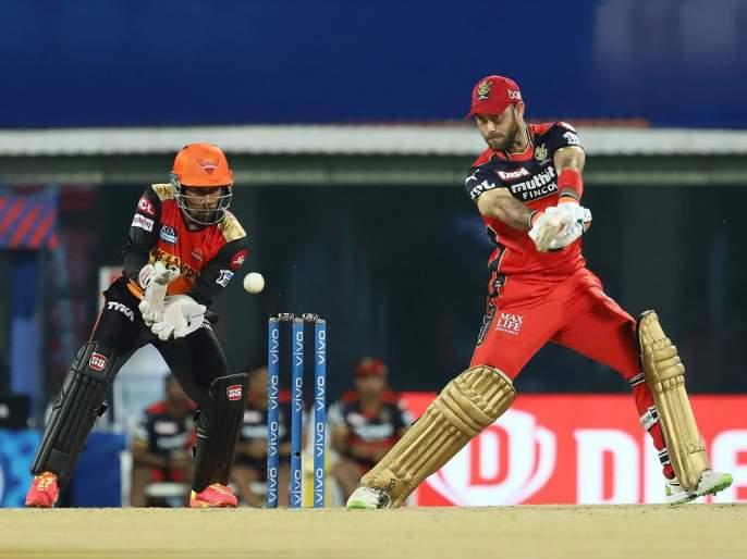 IPL 2021 SRH vs RCB Live T20 Score: Glenn Maxwell first IPL fifty in 5 years and after 40 long innings, RCB 8/149 | IPL 2021 : SRH vs RCB T20 Live : हैदराबादच्या गोलंदाजांनी RCBला नाचवलं; ग्लेन मॅक्सवेलनं पाच वर्षांनंतर पहिलं अर्धशतक झळकावलं