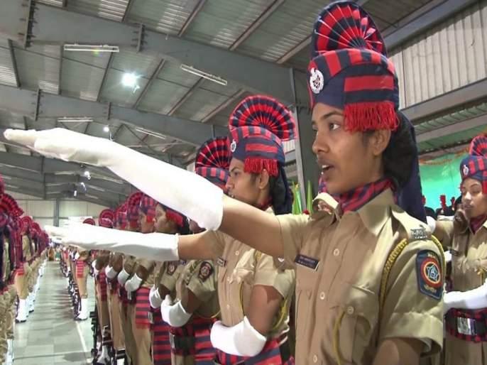 SRPF to set up women's battalion, recruit 1384 posts, ajit pawar | 'SRPF मध्येही महिलांची भरती, 'या' जिल्ह्यात पहिली बटालियन स्थापन होणार
