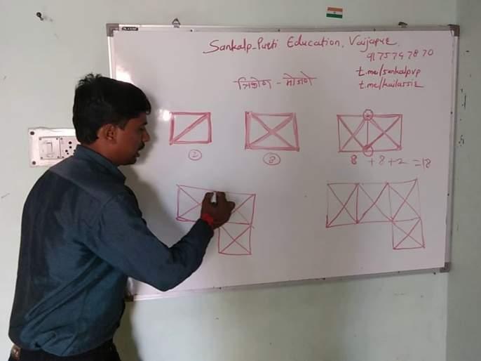 Etc. 5th Scholarship Examination -: Subject - Mathematics - Component - Triangle and Square Number   इ. ५ वी शिष्यवृत्ती परिक्षा -:विषय- गणित - घटक- त्रिकोणी व चौरस संख्या
