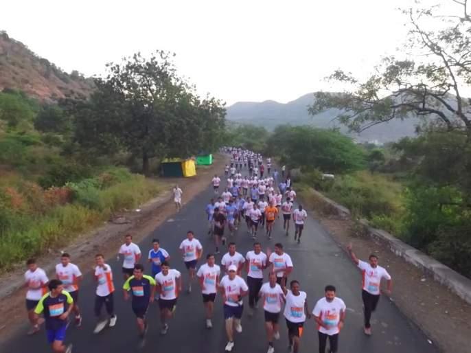 Thousands of runners will run today for their own fitness | स्वत:च्या फिटनेससाठी आज धावणार हजारो धावक