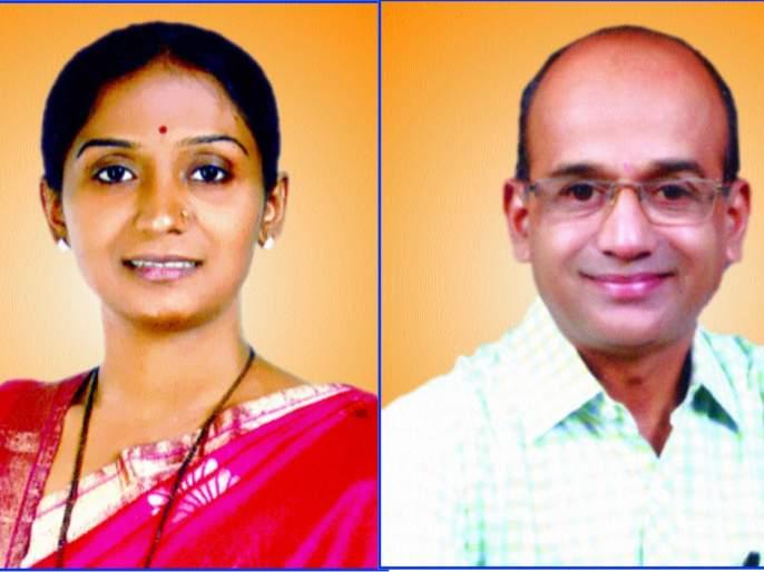 Mayor-Deputy Mayor elections will be held today on the election of Latkar | कोल्हापूर महापालिकेच्या महापौरपदी राष्ट्रवादी काँग्रेसच्या सूरमंजिरी लाटकर यांची बहुमताने निवड