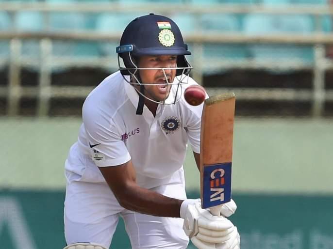 India vs South Africa, 1st Test: mayank agarwal leave Steven Smith behind | India vs South Africa, 1st Test : द्विशतक झळकावत मयांकने स्टीव्हन स्मिथलाही टाकले मागे
