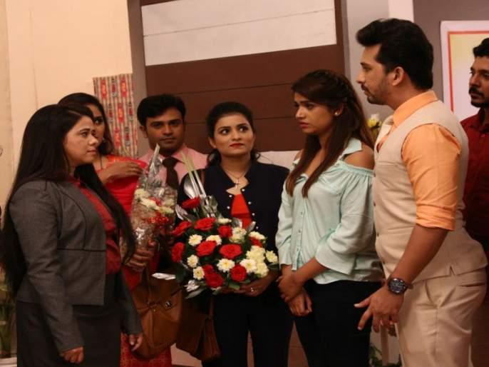 Radhika will be owner in Gaurunath's company in Mazhya navryachi bayko | 'माझ्या नवऱ्याची बायको' मालिकेत राधिका बनणार गुरुनाथच्या कंपनीची मालकीण