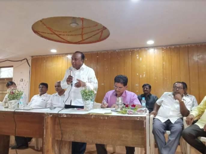 Mira Bhayander Municipal Corporation employees news | मीरा भाईंदर महालिकेच्या ५३८ कर्मचाऱ्यांना वारसा हक्क मिळून देण्याचे आश्वासन