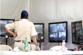 Mumbai is safe because of the 'third eye' | 'तिसऱ्या डोळ्या'मुळे मुंबई सुरक्षित