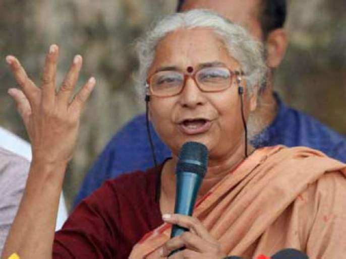 Medha Patkar criticize Narendra Modi on Narmada Dam issue | हजारो लोक बुडत असताना एका व्यक्तीसाठी सरदार सरोवर भरले, मेधा पाटकर यांची मोदींवर टीका
