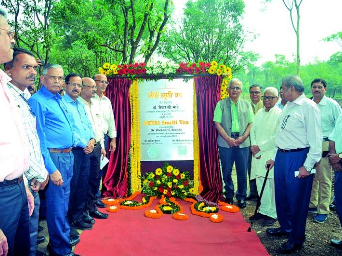 Society uplifted from scientific research: Shekhar Mande | वैज्ञानिक संशोधनातून समाजाचा उद्धार : शेखर मांडे